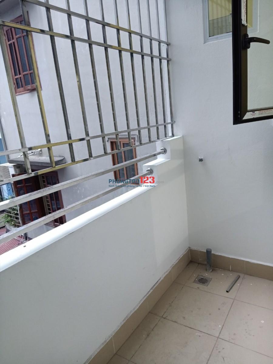 Cho thuê căn hộ MINI 35m2, có 1 phòng khách và 1 phòng ngủ, mới xây 100%
