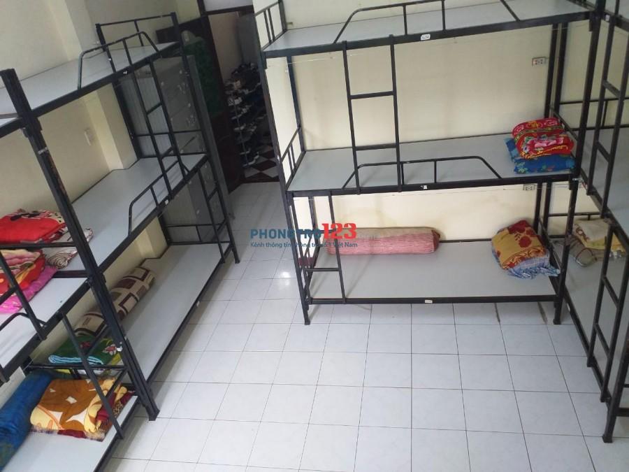 Phòng trọ KTX sạch sẽ an ninh tốt (700k/tháng) Quận Tân Bình