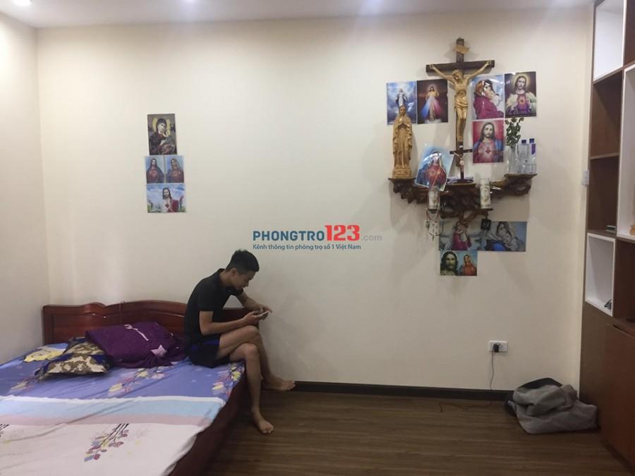 Cho thuê phòng trọ Vương Thừa Vũ cực kỳ sạch đẹp, full đồ