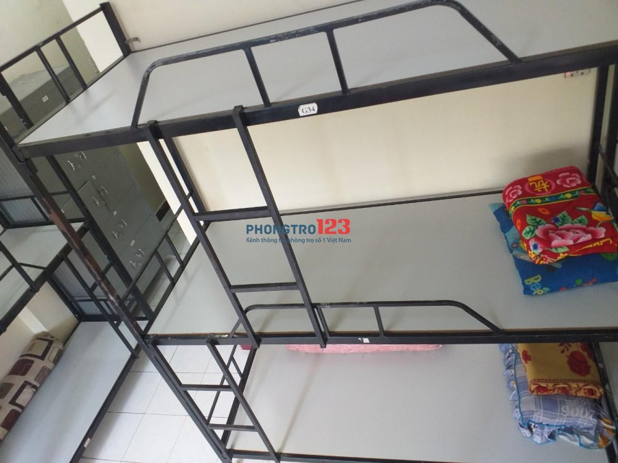 Phòng trọ KTX giá rẻ (700k/tháng) Tân Bình