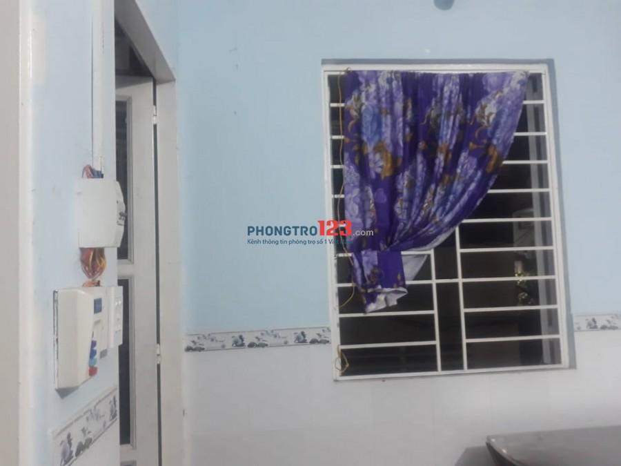 Cho thuê phòng trọ diện tích 40m2 giá rẻ tại Đường Cộng Hòa, Phường 13, Quận Tân Bình
