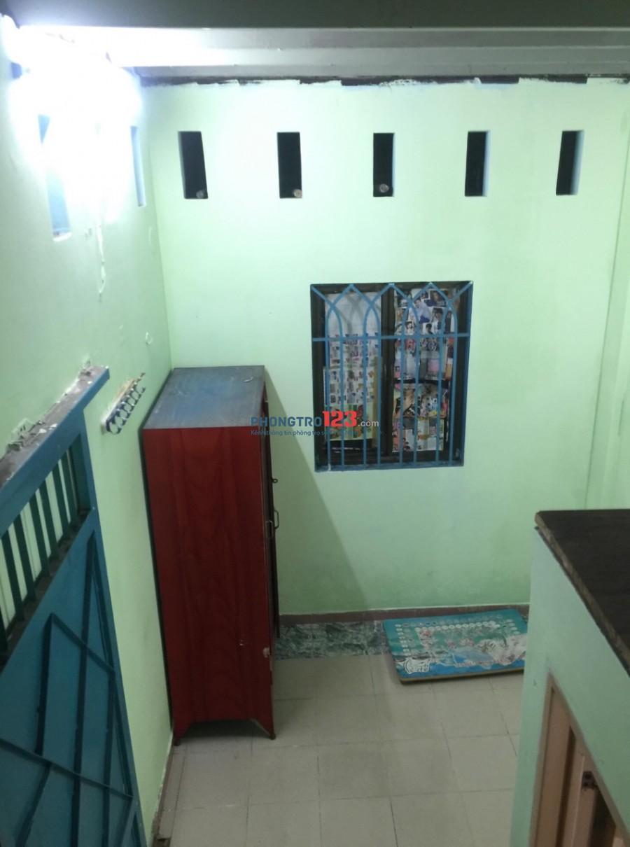 Phòng cho thuê gần Công Viên Lê Thị Riêng 25m2 giá 2,5tr khu an ninh