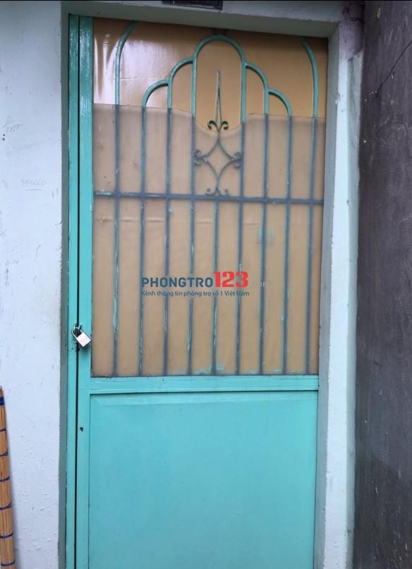 Cho thuê nhà riêng biệt 40m2 tại hẻm 69 Quang Trung, P.10, Q.Gò Vấp. Giá 3.5tr/tháng