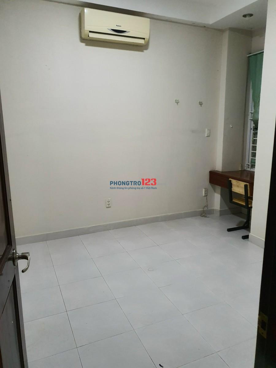 Cho thuê phòng mới có máy lạnh tại hẻm 42 Hoàng Hoa Thám, P.7, Q.Bình Thạnh. Giá từ 3.5tr/th