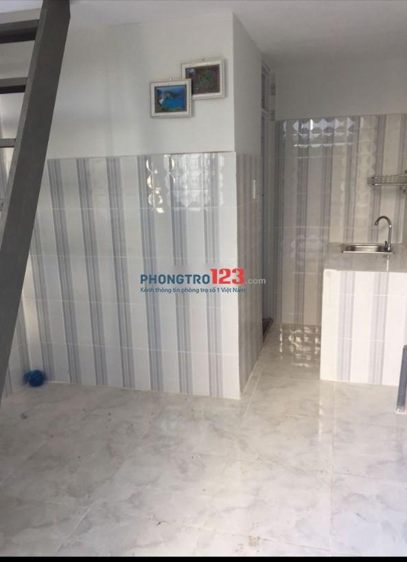 Cho thuê phòng trọ cao cấp 1 trệt 1 lầu tại Tô Ngọc Vân, P.Trường Thọ, Q.Thủ Đức. Giá 3.2tr/th