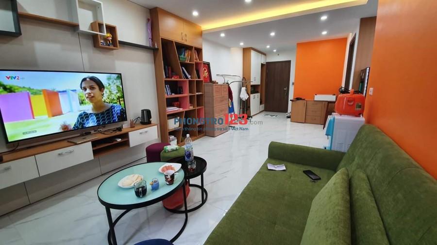 Cho thuê căn hộ chung cư ở TNG Village full đồ siêu đẹp, nội thất cao cấp
