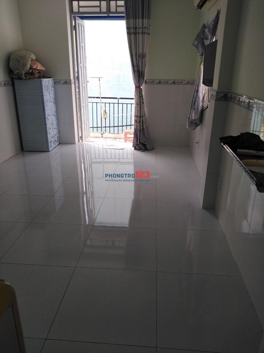 Cho thuê phòng trọ tại Nguyễn Thượng Hiền, quận Phú Nhuận. Phòng đẹp giá hợp lí
