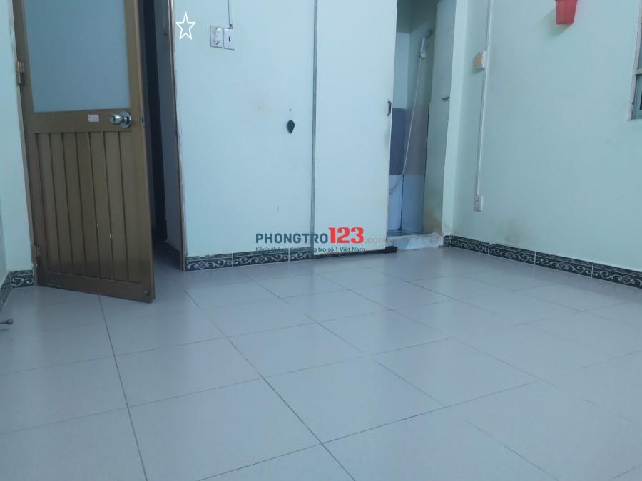 Phòng trọ sạch sẽ_giá rẻ_an ninh đảm bảo tại Q.Tân Bình