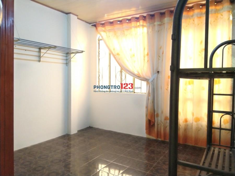 PHÒNG TRỌ 25m2 - quận Bình Thạnh