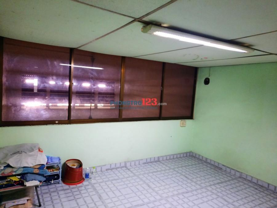 Phòng trọ giá rẻ cho sinh viên nữ, gần trường cao đẳng Công Nghệ Thông Tin, ngay mặt tiền Lũy Bán Bích, quận Tân Phú