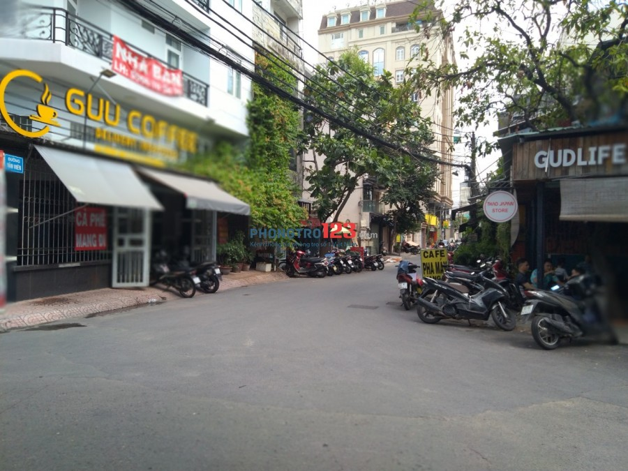 Cho thuê mặt bằng văn phòng 40m2 nhà mặt tiền 11 Tản Viên, P.2, Q.Tân Bình. Giá 9tr/tháng