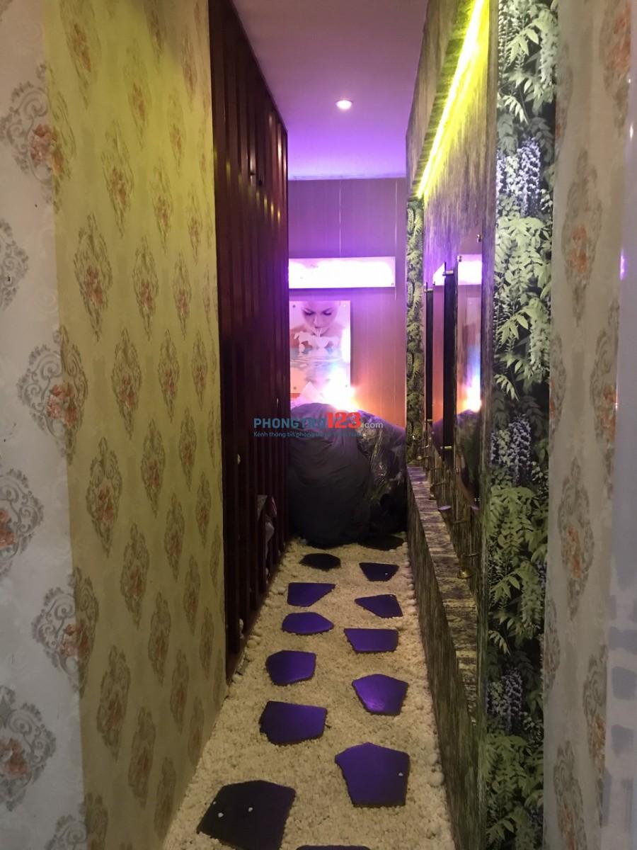 Cho thuê nhà nguyên căn 1 trệt 1 lầu mặt tiền 186 Hiền Vương, P.Phú Thạnh, Q.Tân Phú