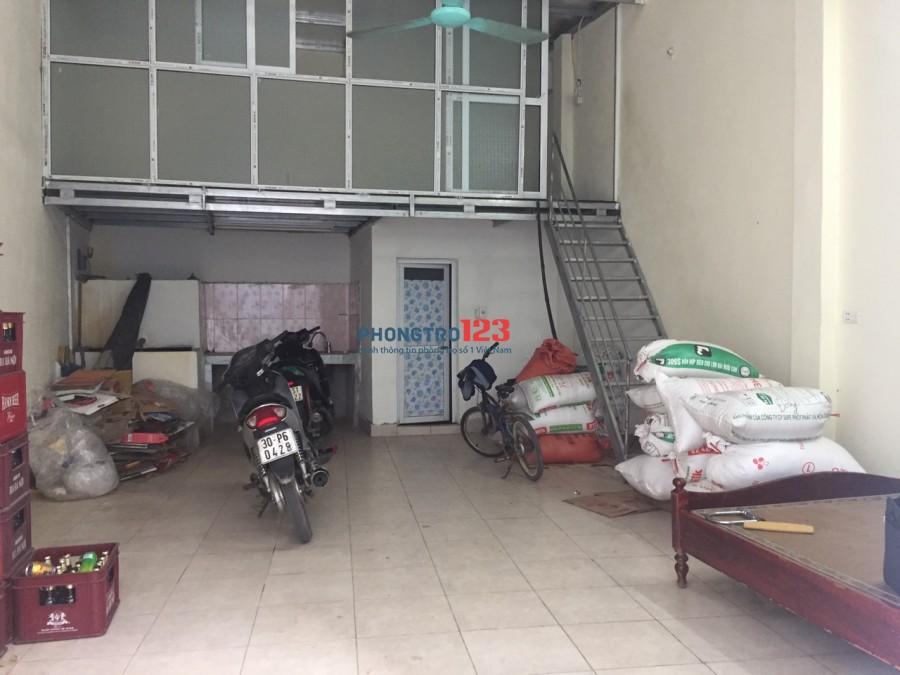 Cho thuê nhà riêng 40m2 tại Xóm 5 Ngọc Chi, Vĩnh Ngọc, Đông Anh, HN có gác xép.