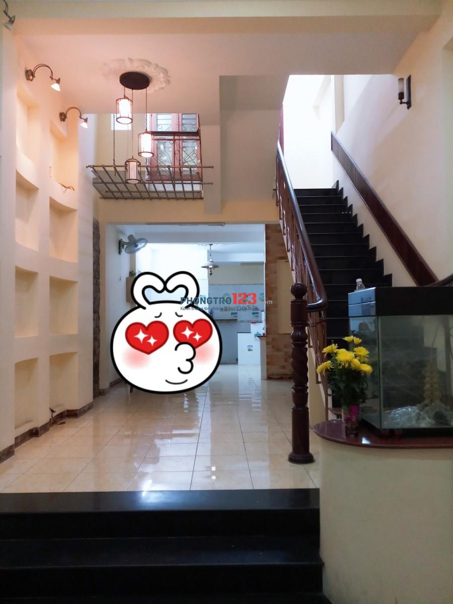 Cho thuê phòng trọ Lâm Văn Bền quận 7