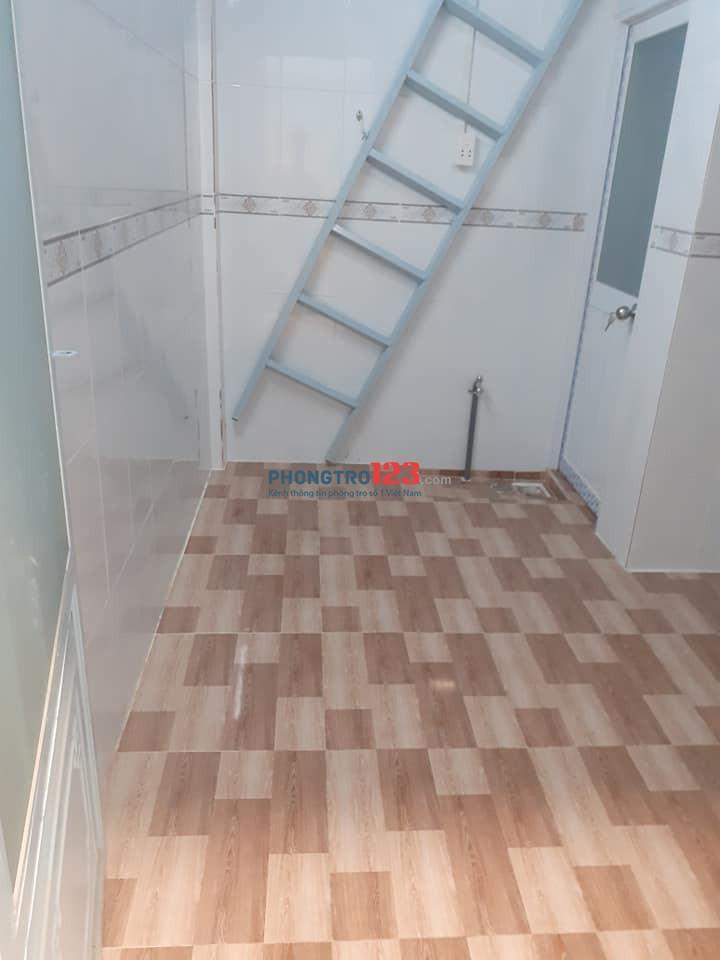 Cho thuê phòng (phòng mới xây).