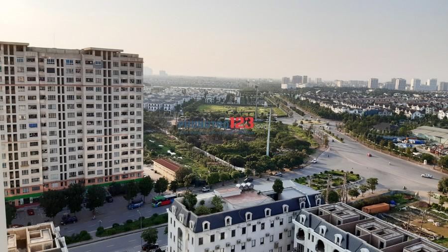 CHÍNH CHỦ CHO THUÊ CĂN HỘ 72m2 - 2 PHÒNG NGỦ TRÀN NGẬP ÁNH SÁNG tại quận Long Biên