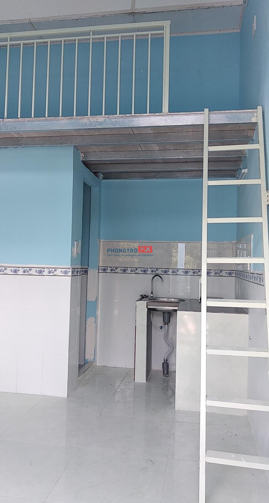 Cho thuê phòng trọ giá rẻ KDC Tân Long 2