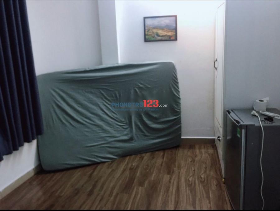 Cho thuê phòng trọ đầy đủ nội thất Nhà mặt tiền 110 Rạch Bùng Binh P9 Q3 giá 3,5tr/tháng