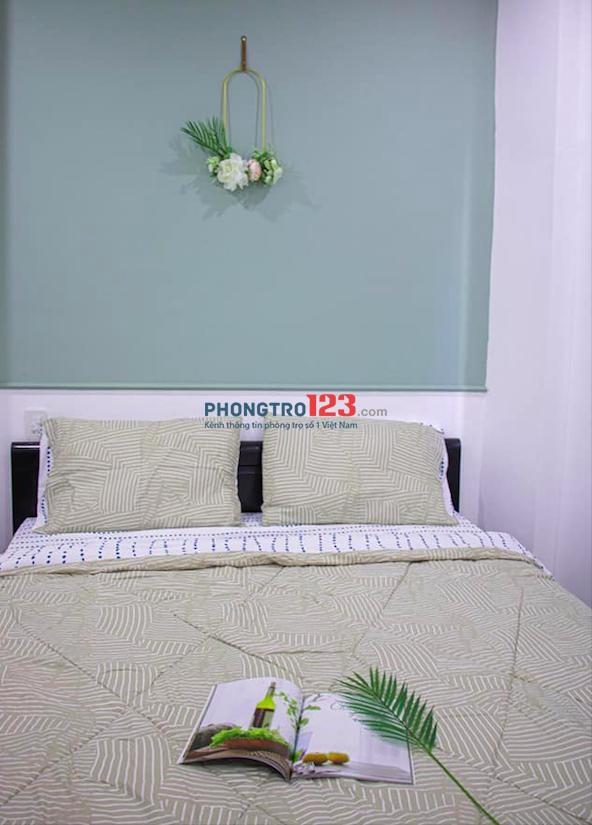 Căn hộ mới xây xong gần full phòng, Ngay quận Hải Châu nội thất mới 100%, tháng 6 nhiều ưu đãi giá chưa đến 5tr!