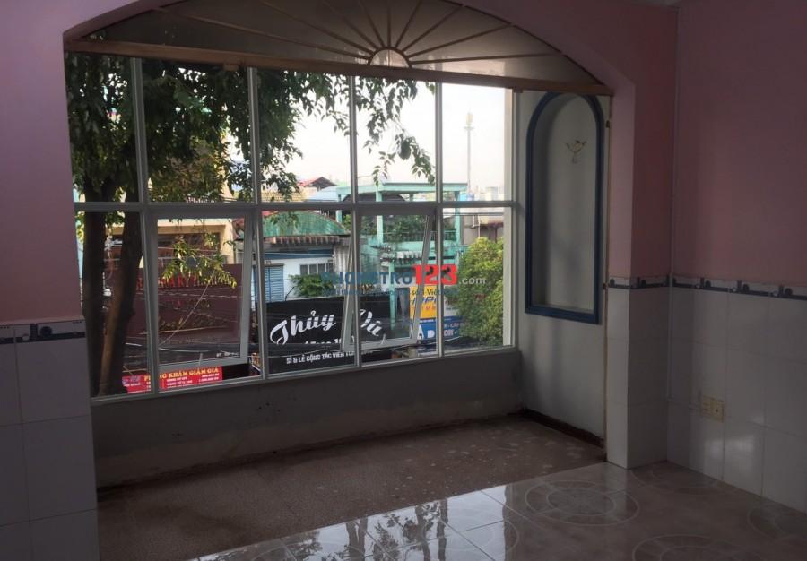 Cho thuê nhà trị gần CV Đầm Sen Chợ Bình Thới