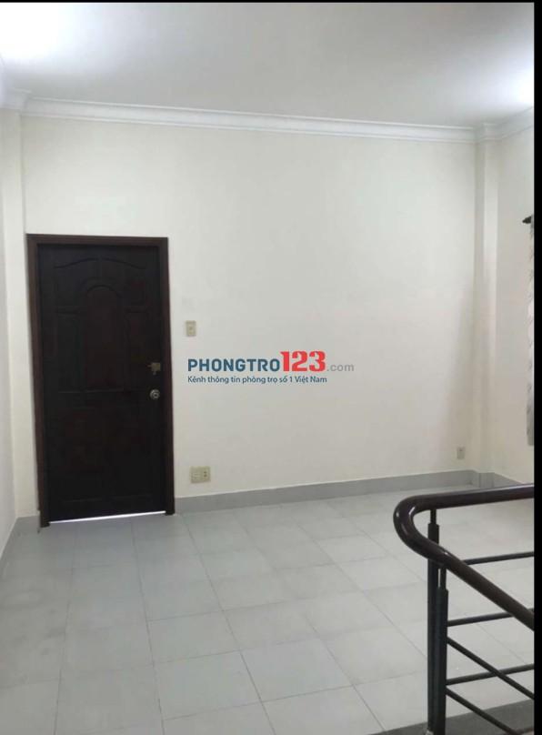 Cho thuê nhà nguyên căn 60m2 1 trệt 1 lầu hẻm xe tải Đường Phạm Hùng Bình Chánh giá 12tr/th
