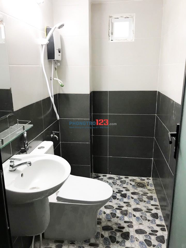 Cho thuê căn hộ dịch vụ mới trên 20m2