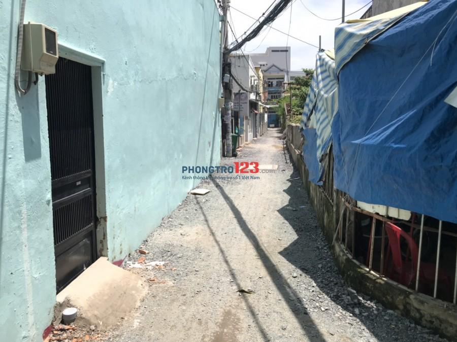 Cho thuê 2 căn nhà riêng biệt 35m2 và 75m2 tại Hẻm 88 Nguyễn Văn Quỳ Q7 giá từ 3,5tr/th