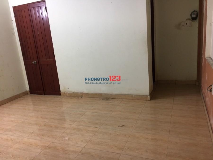 Thuê phòng trọ 18m nhà chính chủ gần ngã tư ga