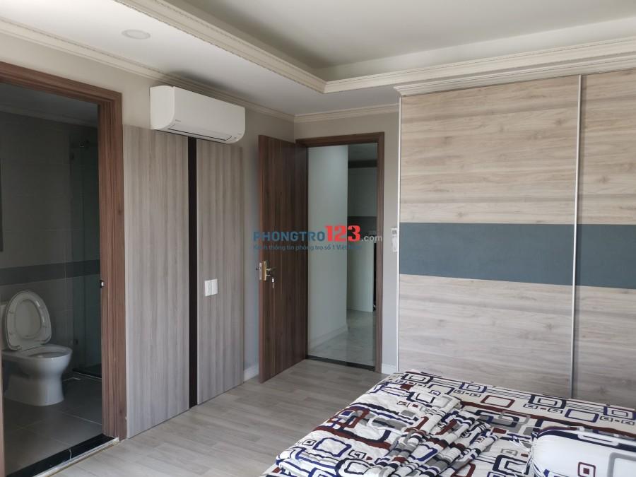 Cho thuê căn hộ 2PN full nội thất mới 100% như hình, giá thuê 10tr/th