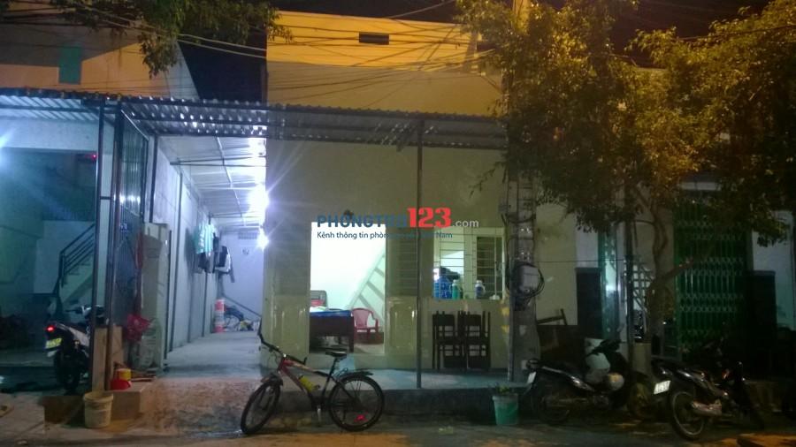 Cho thuê trọ Quy Nhơn gần chợ thành thái xóm tiêu