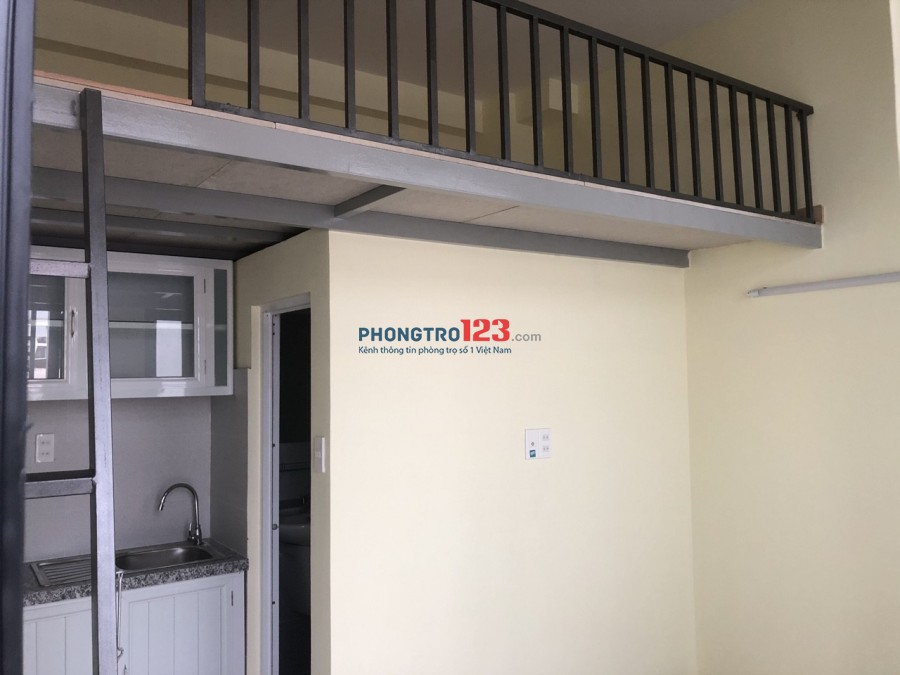 Cho thuê phòng trọ cao cấp mới xây giá rẻ Quận 7
