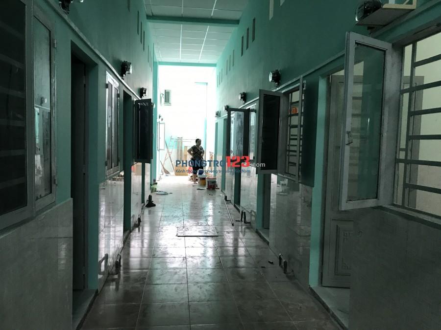 Phòng trọ gần chợ cầu, trường học nguyễn khuyến