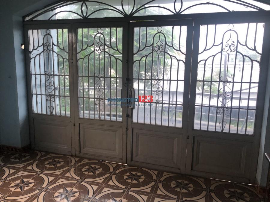 Cho thuê Nhà nguyên căn 4x9 2 lầu, Mặt tiền ngã tư Bà Hom, phù hợp kinh doanh và ở