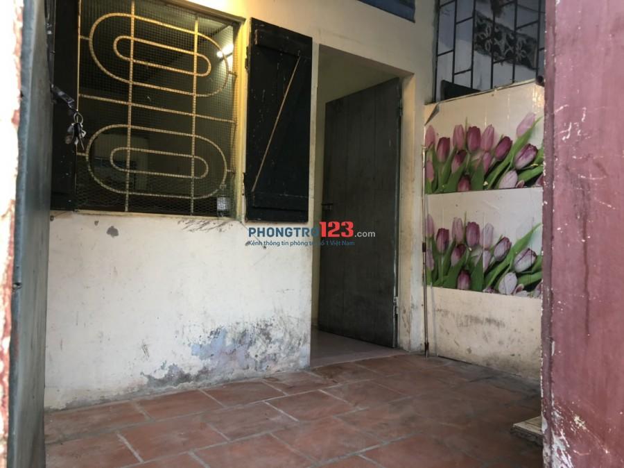 Cho thuê nhà trọ khép kín 22m2 quận Hoàng Mai