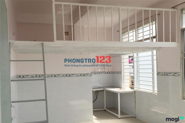 Cho thuê phòng xây mới, Ngã 3 Lã Xuân Oai, Nguyễn Duy Trinh