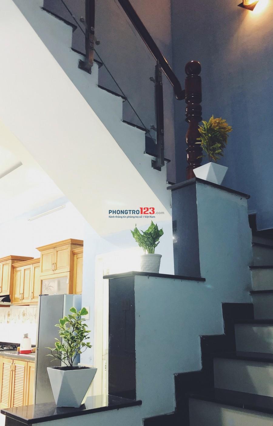 Cho thuê KTX homestay mới xây, bao trọn chi phí