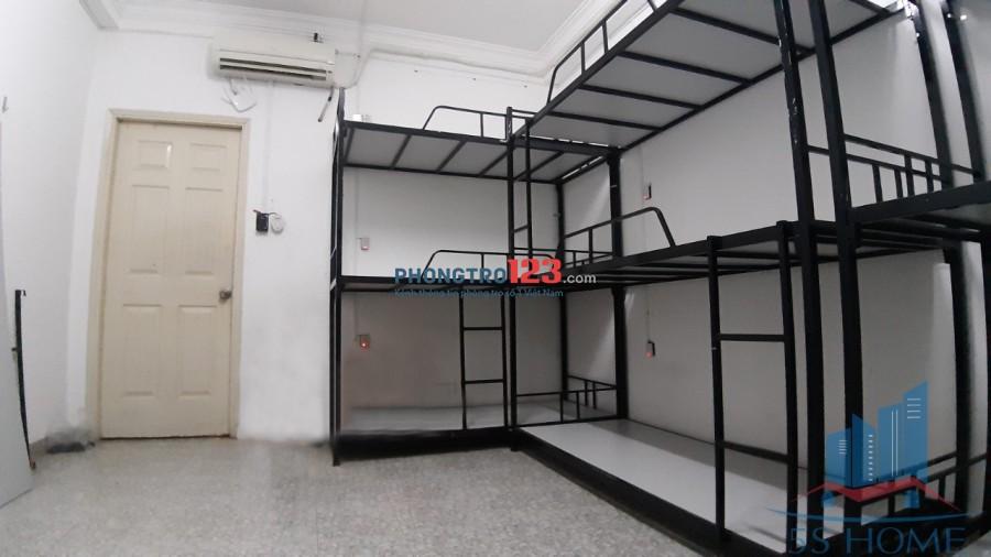 Phòng trọ Quận 5 nội thất tiện nghi có máy lạnh