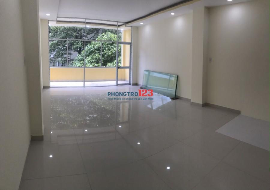 Chính chủ cho thuê nhà nguyên căn mới xây 1 trệt 5 lầu mặt tiền 169 Nguyễn Công Trứ Q1