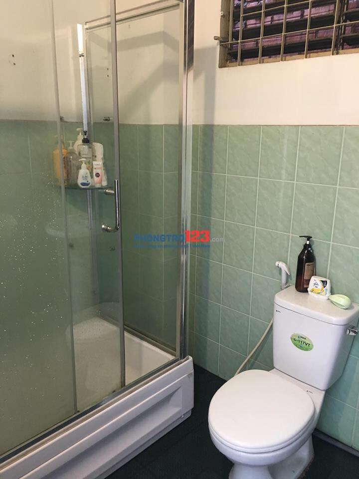 Tìm 1 nữ ở ghép nội thất đầy đủ tiện nghi trung tâm quận Bình Thạnh, Đinh Tiên Hoàng