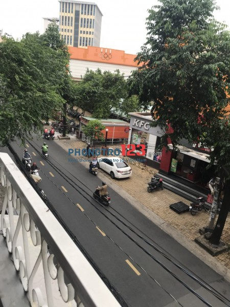 KTX cao cấp Sài Gòn dành cho nam, nữ _Giá chỉ 450/tháng/người