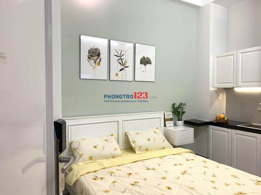Phòng mới 100%, Full nội thất An Dương Vương Q5, ngay ĐH Sư Phạm