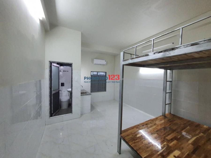 Cho thuê phòng mới xây đường Phan Văn Trị, P11,Q.BT