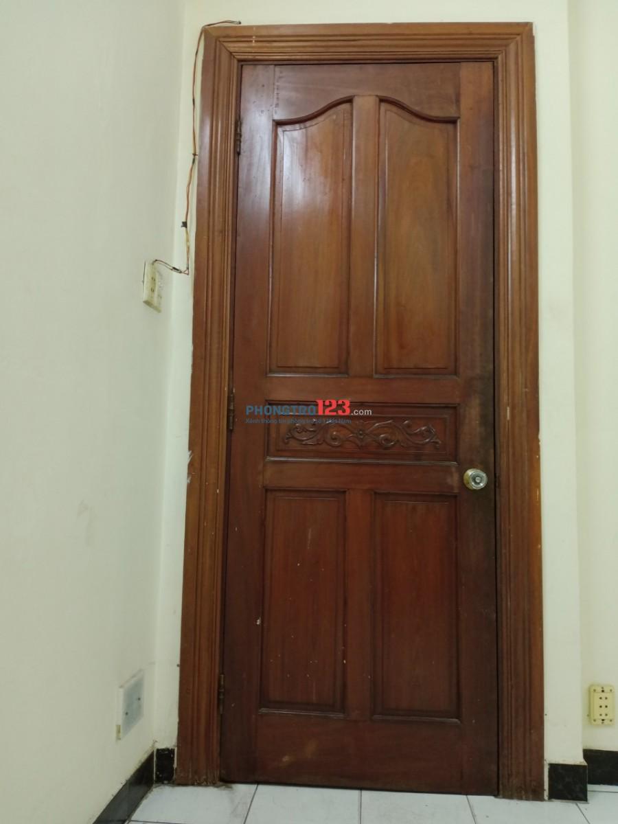 Phòng cho thuê đầy đủ nội thất mặt tiền đường Đinh Bộ Lĩnh