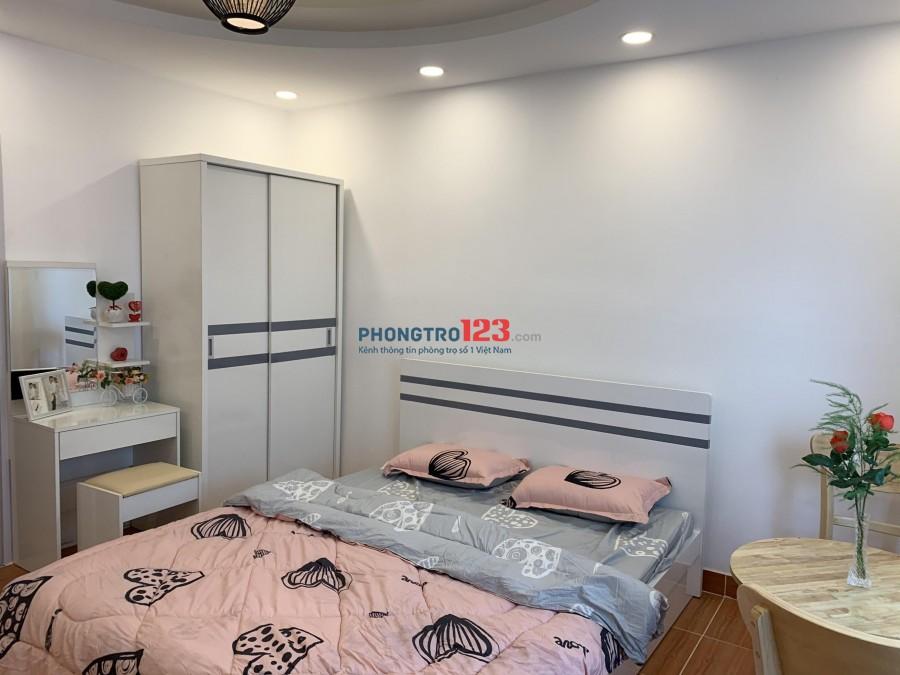 Cho thuê phòng mới, sạch, gần chọ gò vấp, đại học công nghiệp, big c, emart...