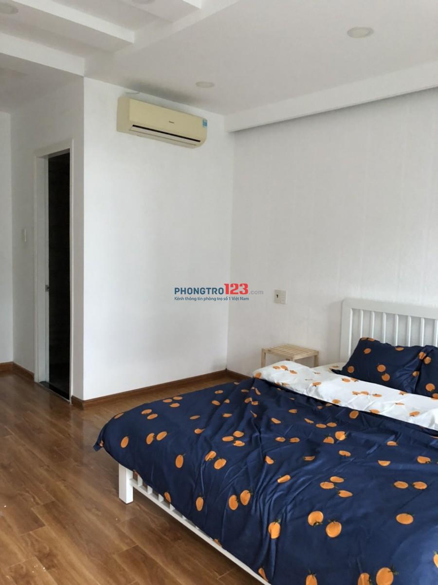 Chính chủ cho thuê căn hộ dịch vụ đầy đủ tiện nghi tại Đường số 37 P Tân Quy Q7 giá từ 5,5tr/th