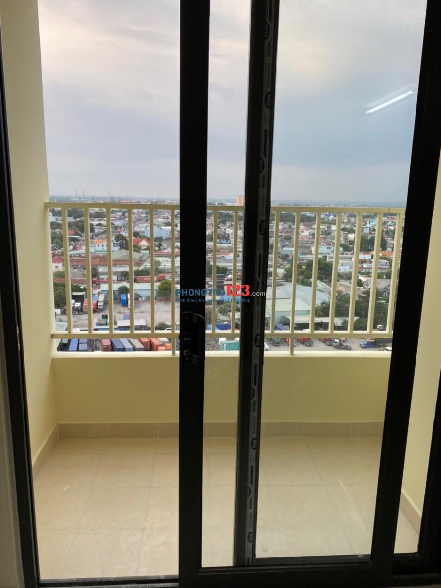 Cho thuê căn hộ 2 phòng ngủ , gần vsip Thuận An, 4.5 triệu/ tháng