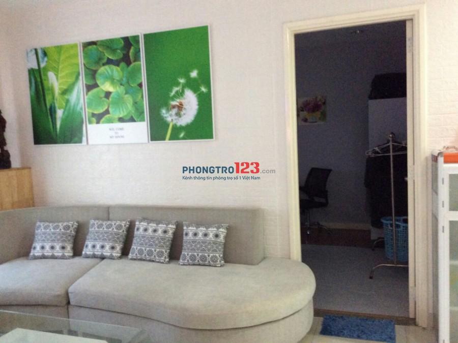 Căn hộ cao cấp 2PN 2WC, 92m2 mặt tiền Võ Văn Kiệt, 15 phút tới trung tâm Quận 1, 5, 10