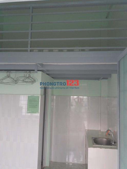 Cho Thuê phòng trọ Quận 9, gần Cao Đẳng kinh tế Đối ngoại và chợ Phước Bình