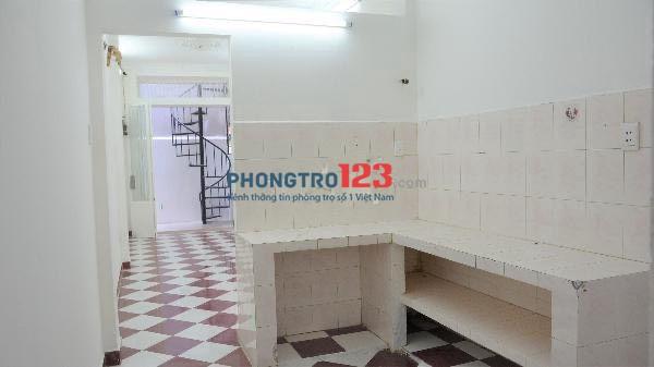 Cho thuê từng tầng hoặc nhà nguyên căn ngay trung tâm Trần Đình Xu Q1 giá từ 5,5tr/tháng
