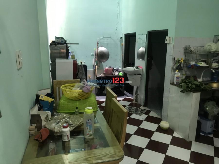 Chính chủ sang hợp đồng nhà nguyên căn 4x20 ngay chợ Nguyễn Sơn Q Tân Phú